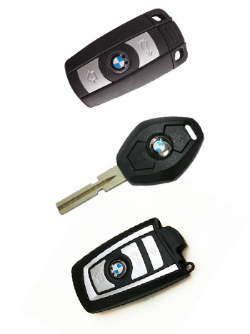 bmw replacement keys