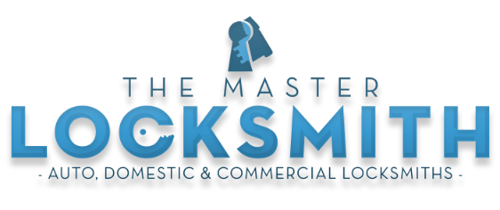 The Master Locksmith Retina Logo